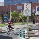 Ciudad Real: La semipeatonalización del tramo inicial de la calle Toledo podría tener carácter definitivo