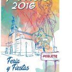 Poblete celebra sus Fiestas patronales de Santa María Magdalena del 20 al 29 de julio