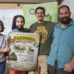 Pandorga en familia a ritmo de reggae