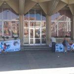 La lucha contra la mina de tierras raras llega hasta la Plaza Mayor de Ciudad Real