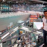 Un profesor de la UCLM realiza experimentación avanzada en el acelerador de partículas 'Alba' de Barcelona