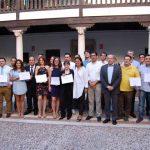Un total de 19 alumnos concluyen la primera edición del Curso de Sumiller de la Cámara de Comercio de Ciudad Real