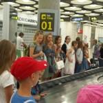 Los niños ucranianos llegan a Ciudad Real