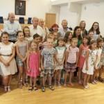 El Ayuntamiento se compromete con el «maravilloso» proyecto de CREAN por los niños ucranianos