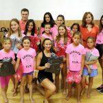 Argamasilla de Calatrava: Las integrantes del gimnasio El Zodiaco reciben el agradecimiento del Ayuntamiento