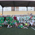 Los veteranos del Bolañego se llevan el trofeo de Feria del Jubileo de Calzada