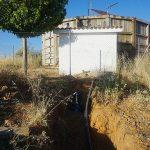 Solucionados los cortes de agua en Brazatortas con la conexión directa al Manantial de Veredas