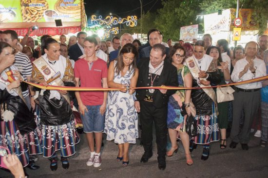 Pregón e inauguración de la Feria 2016 1