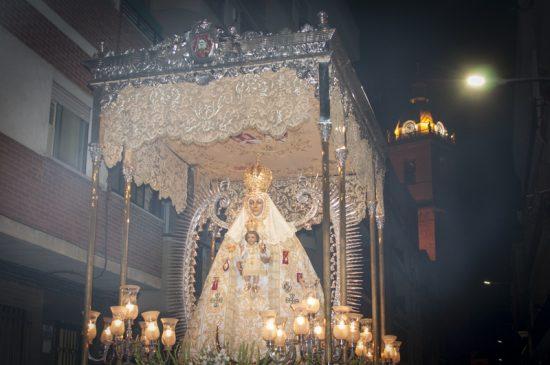 Procesión Virgen del Prado 1