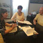El Ayuntamiento mantiene la colaboración con Cáritas para el desarrollo de programas de atención social