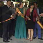 Un pregón mirando hacia el futuro dio comienzo a las fiestas patronales de Cinco Casas