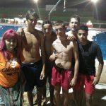 Comienza la actividad en la piscina nocturna de Alcázar de San Juan