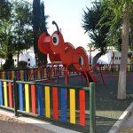 El Ayuntamiento de Almagro instala circuitos saludables en dos zonas de la ciudad