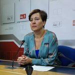 Blanca Fernández recuerda que Cospedal «despedía» a las maestras interinas que eran madres si se daban de baja
