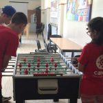 Cabria atiende a más de 60 adolescentes de Puertollano en riesgo social