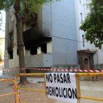 Puertollano: Desalojadas cinco familias ante el riesgo de derrumbe de un edificio en Fraternidad
