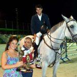 """Ciudad Real: José Juan Fumero vencedor del Gran Premio """"Ayuntamiento de Ciudad Real"""" del Concurso Hípico"""