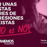 «¡No es no!»: Ganemos lanza una campaña contra las agresiones sexistas en la Feria a través de las redes sociales