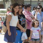 Ciudad Real:Pilar Zamora valora la alta participación que están teniendo las actividades de la Feria y Fiestas
