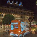 Dos personas trasladas al Hospital por dolores en la espalda durante el viernes de Feria