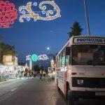 Tres personas fueron trasladas al Hospital durante la noche del jueves de Feria