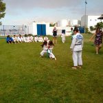 Casi 150 niños participan en los campus deportivos desarrollados en Socuéllamos