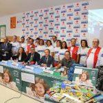 Carrefour y Cruz Roja ponen en marcha la VIII edición de la campaña Vuelta al Cole Solidaria en Ciudad Real y Puertollano