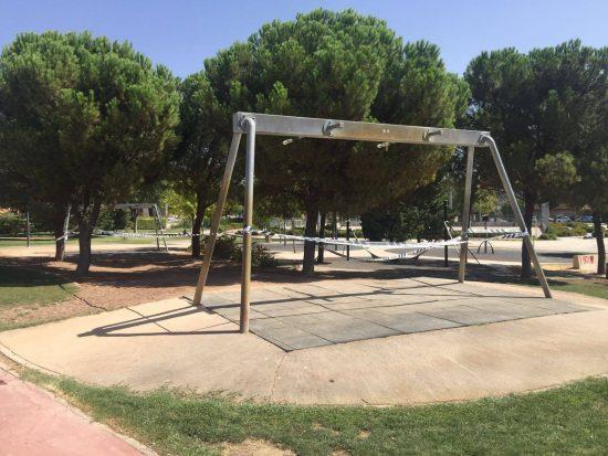 tirolina parque cementerio 1