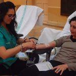 El Hospital de Tomelloso alberga por primera vez las colectas de sangre que hasta ahora se realizaban en la Casa del Agricultor