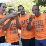 No ganar también sabe a gloria para los <i>beer runners</i>