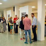 La UCLM acoge en la sala ACUA de Ciudad Real la exposición 'Dachau 41.5'