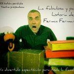 'La fabulosa y patética historia de Fermín Fermandez' en el Teatro de La Sensación de Ciudad Real