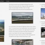 """""""Welcome to Ciudad Real Airport"""": El aeropuerto estrena web íntegramente en inglés"""