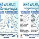 """Este viernes finaliza el plazo de matrícula gratuita en la Escuela de Música y Baile """"Ciudad de Puertollano"""""""
