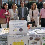 La Diputación de Ciudad Real apoya a la Asociación Provincial de Familiares de Enfermos de Alzheimer