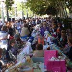 Puertollano: Un encuentro con sabor artesano reúne a quinientas encajeras de todo el país