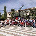 Ciudad Real: Guzzireal organizó la XVII Concentración Nacional Moto Guzzi Hispania