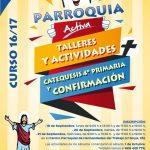 Puertollano: La Parroquia de San José ofrece clases de guitarra, un curso oficial de director de actividades juveniles y diversos talleres