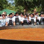Villanueva de los Infantes bate el Récord Guinness con 1.254 kilos de pisto