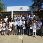 Estudiantes universitarios finalizan sus prácticas de verano en Repsol Puertollano