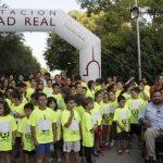 Rotundo éxito de participación en la primera «Atlas Race Mini» en Argamasilla de Calatrava
