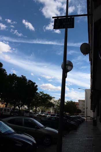 Cartela de la Calle del Infante de la Cerda (Manuel Cabezas Velasco)