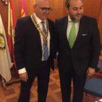 Fernando Cambronero, nuevo presidente del Club Rotario de Ciudad Real