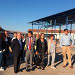 El Gobierno regional augura rentabilidad económica para todos en la cadena del sector vitivinícola esta vendimia en Castilla-La Mancha