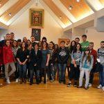 Alumnos de la Facultad de Letras abordan la Participación Ciudadana en el Ayuntamiento
