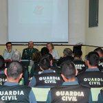 La Guardia Civil realiza unas Jornadas de formación sobre conductas adictivas