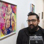 Ilustres y vigoréxicos personajes históricos lucen carnes en la Escuela de Arte