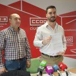 CCOO reclama la convocatoria inmediata de las plazas de bomberos del SCIS
