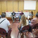 Podemos niega la posibilidad de resucitar el pacto dado por «muerto» y asegura que la decisión de romper con el PSOE se tomó en Castilla-La Mancha