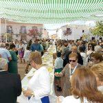Cientos de vecinos de Villamayor celebran su Domingo del Rosario